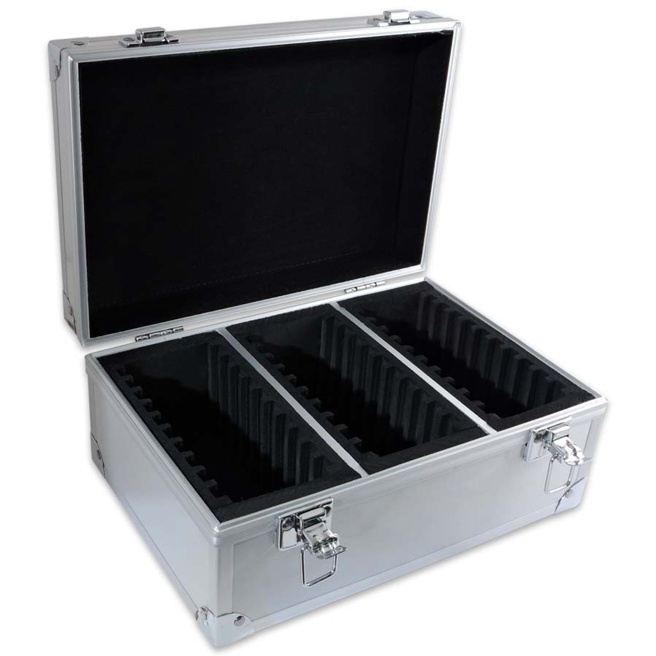Aluminum Case for Certified Coins, 30 Slot Image 1