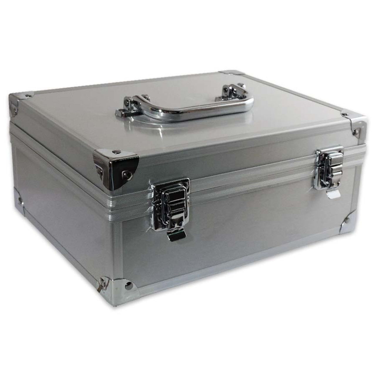 Aluminum Case for Certified Coins, 30 Slot