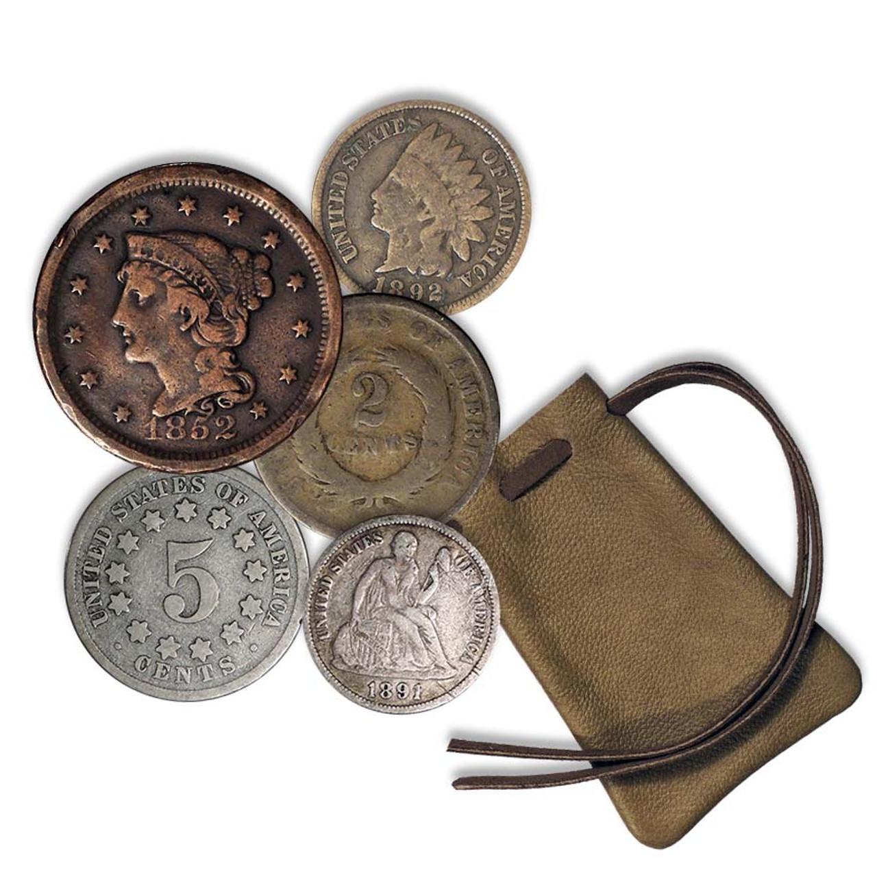 Cowpoke Collection 5-Coin Image 1