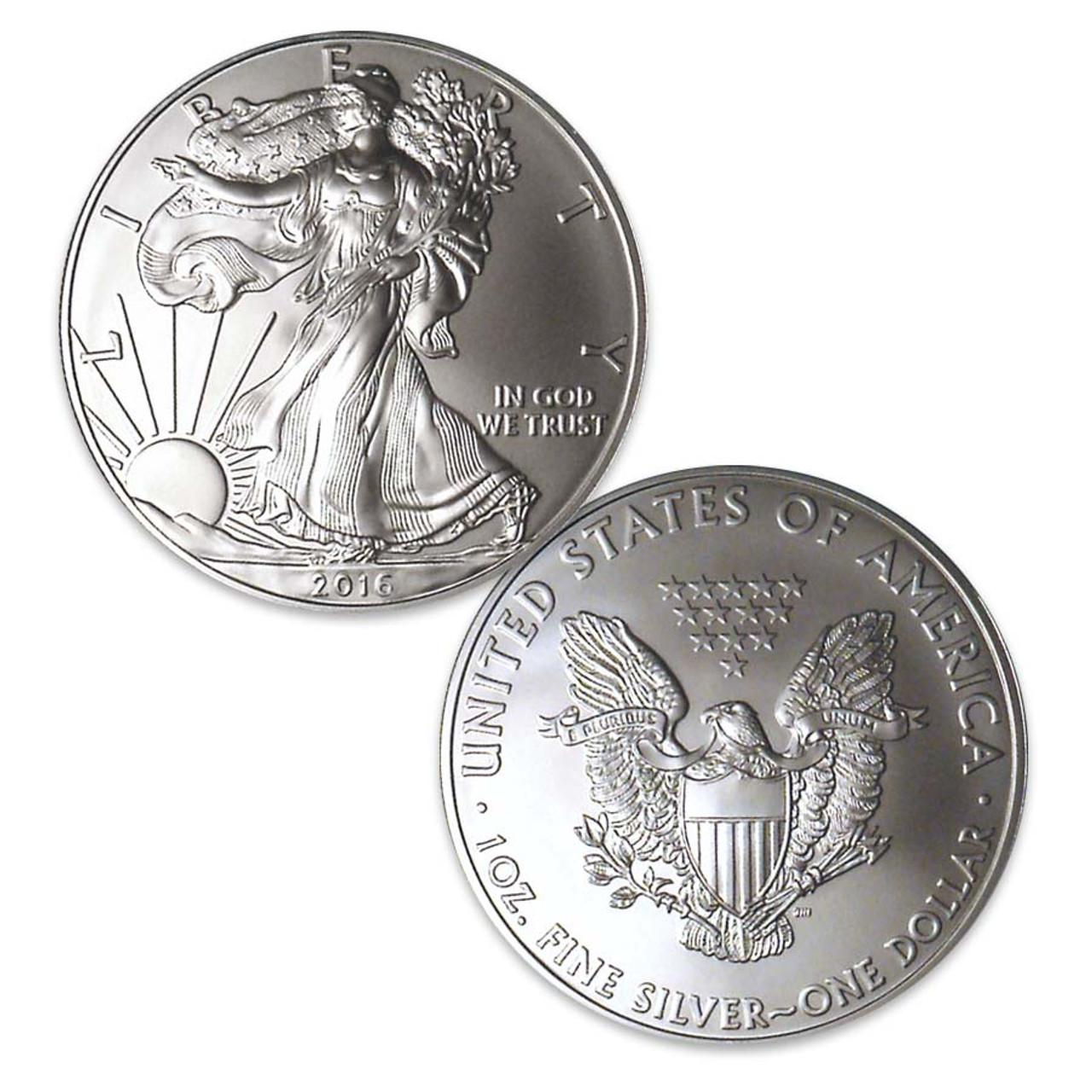 2016 Silver Eagle Proof