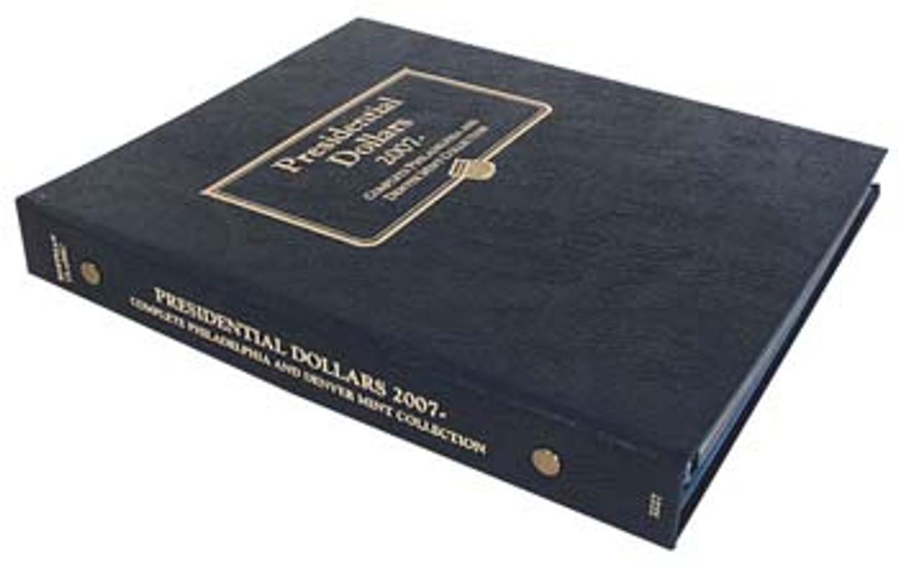 Whitman Presidential Dollar P & D Album Image 1