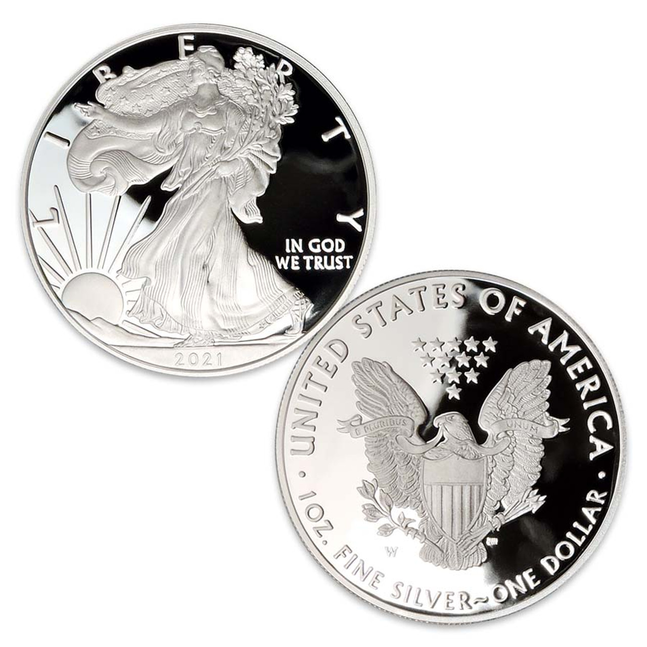 2021 Silver Eagle Proof
