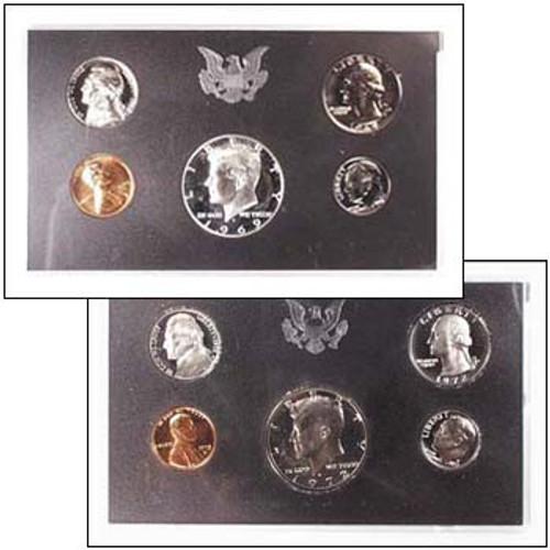 U S  Coins - U S  Proof Sets - Page 1 - ICCoin
