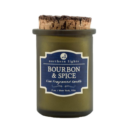 Bourbon & Spice Spirit Candle