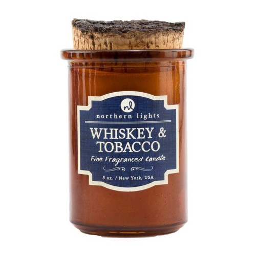 Whiskey & Tobacco Spirit Candle