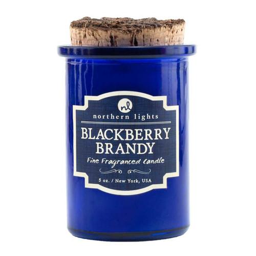 Blackberry Brandy Spirit Candle