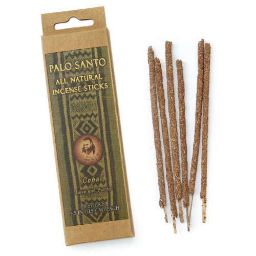 Palo Santo and Copal Prabhuji Smudging Incense Sticks