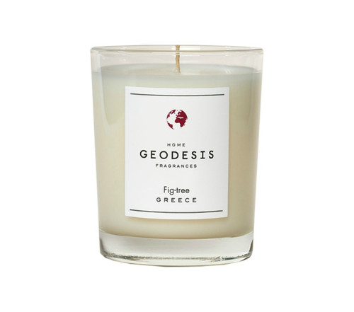 Geodesis Fig Tree Candle