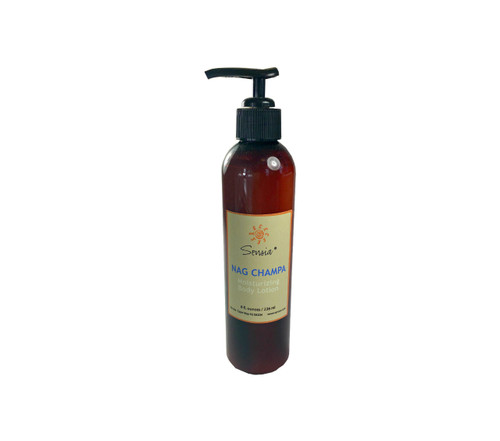 Nag Champa Moisturizing Body Lotion