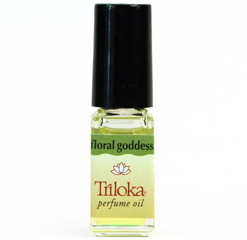 Triloka Perfume Oil - Floral Goddess