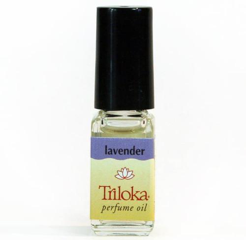 Triloka Perfume Oil - Lavender