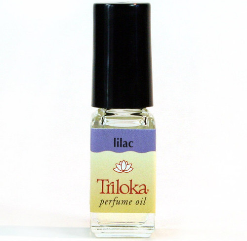Triloka Perfume Oil - Lilac