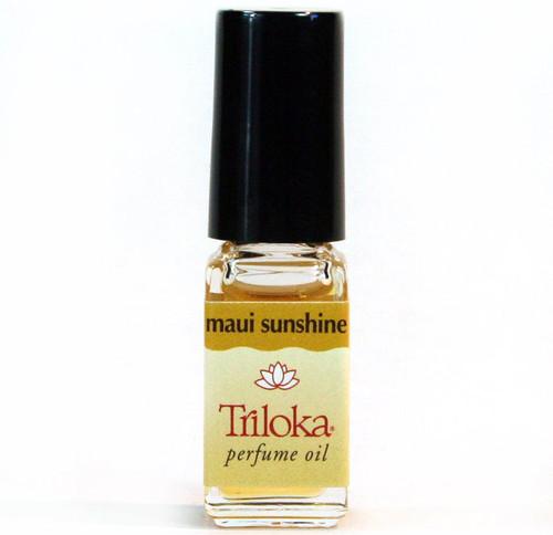 Triloka Perfume Oil - Maui Sunshine