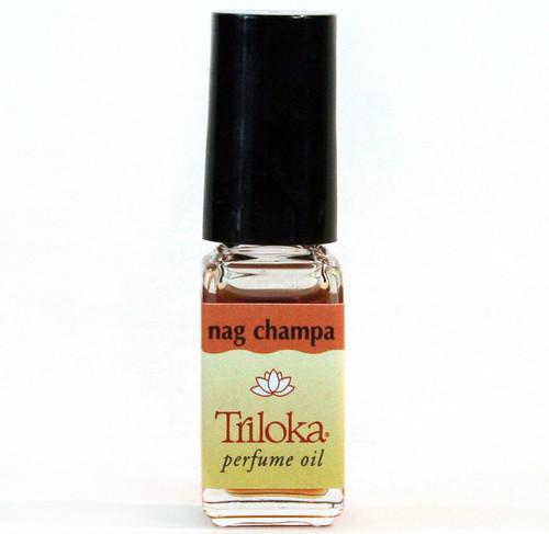 Triloka Perfume Oil - Nag Champa