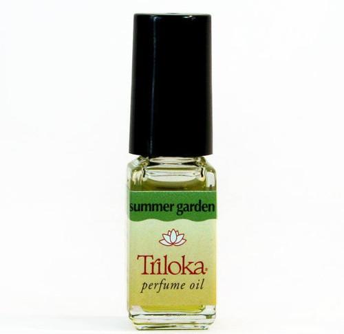 Triloka Perfume Oil - Summer Garden