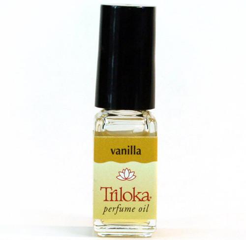 Triloka Perfume Oil - Vanilla