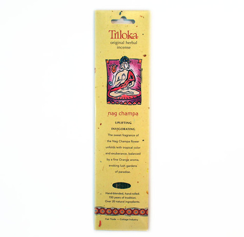 Triloka Herbal Sticks - Nag Champa