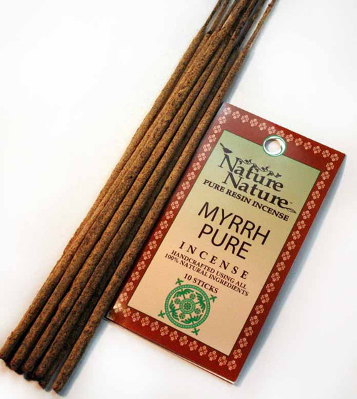 Nature Nature - Myrrh Pure Resin Incense
