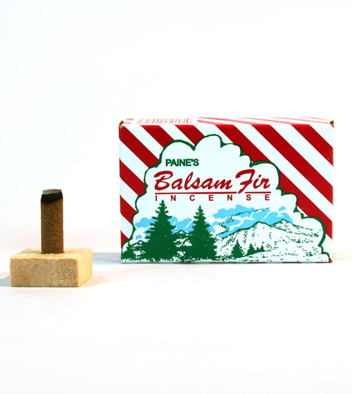 Paines Balsam Fir Incense (Red Box)