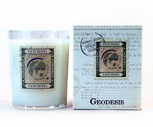 Geodesis Patchouli Candle