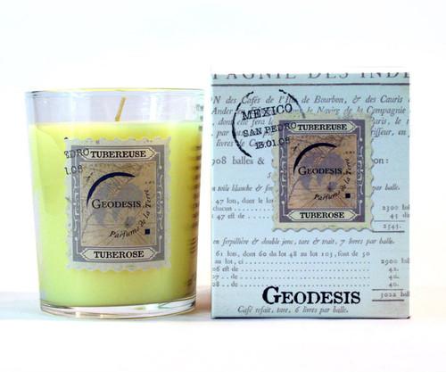 Geodesis Tuberose Candle