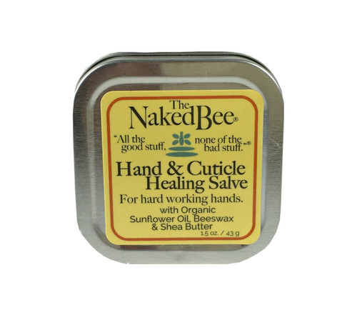 Naked Bee Healing Hand and Cuticle Salve