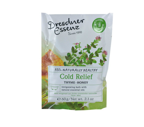 Dresdner Cold Relief Bath Packet - Thyme & Honey