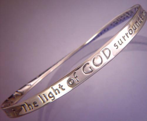 Prayer for Protection Bracelet