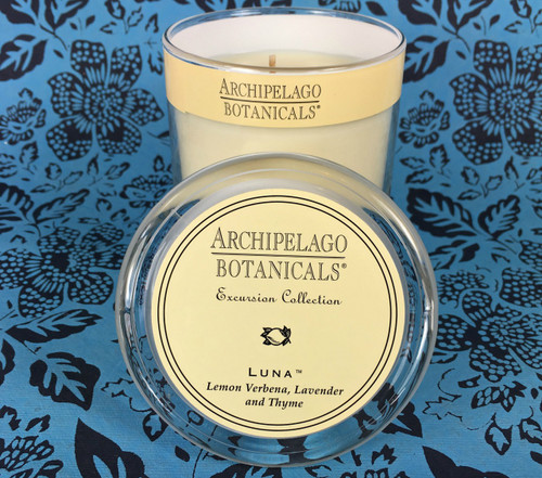 Archipelago Botanicals - Luna Glass Jar Candle