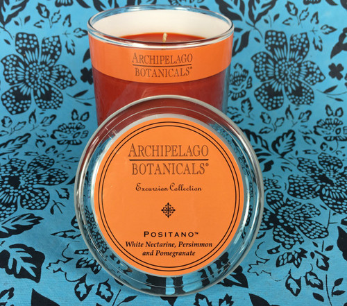 Archipelago Botanicals - Positano Glass Jar Candle