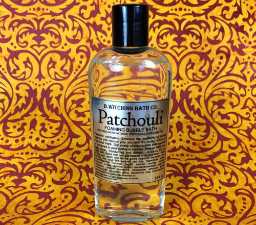 B. Witching Bath Co. - Patchouli Bubble Bath