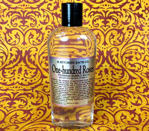 B. Witching Bath Co. - One Hundred Roses Bubble Bath