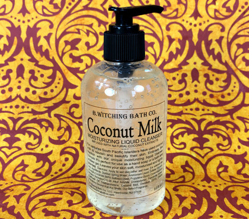 B. Witching Bath Co. - Coconut Milk Liquid Soap