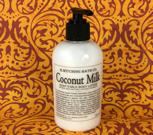 B. Witching Bath Co. - Coconut Milk Lotion