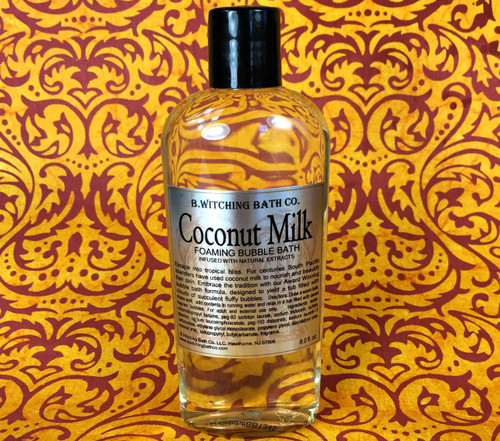 B. Witching Bath Co. - Coconut Milk Bubble Bath