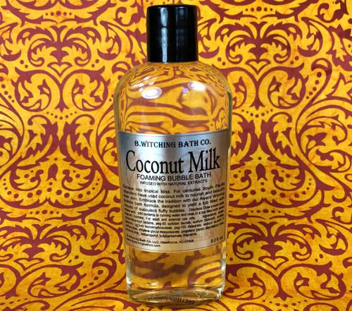 B. Witching Bath Co. - Coconut Milk Bubble Bath