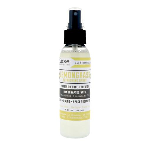 Lemongrass Refreshing Spray - Rinse