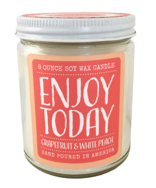 Noon Candle - Enjoy Today