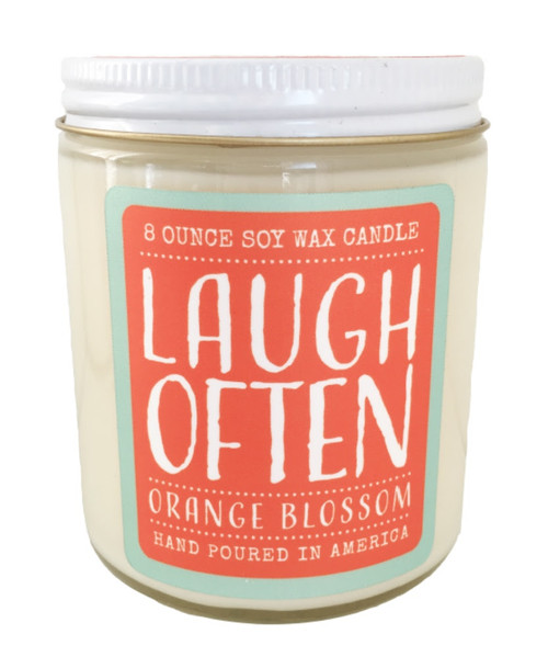 Noon Candle - Laugh Often