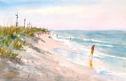 Stump Pass Beach (Prints)