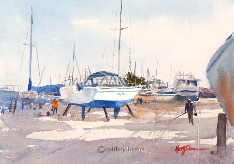 Boatyard SOLD