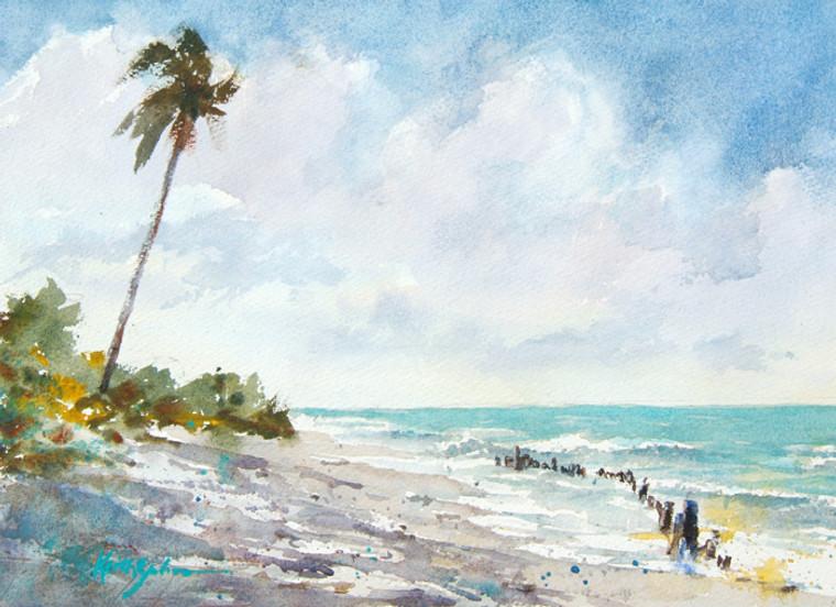 Lone Palm prints