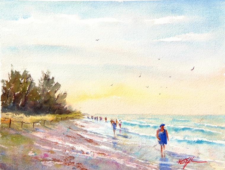 Captiva Beach Stroll