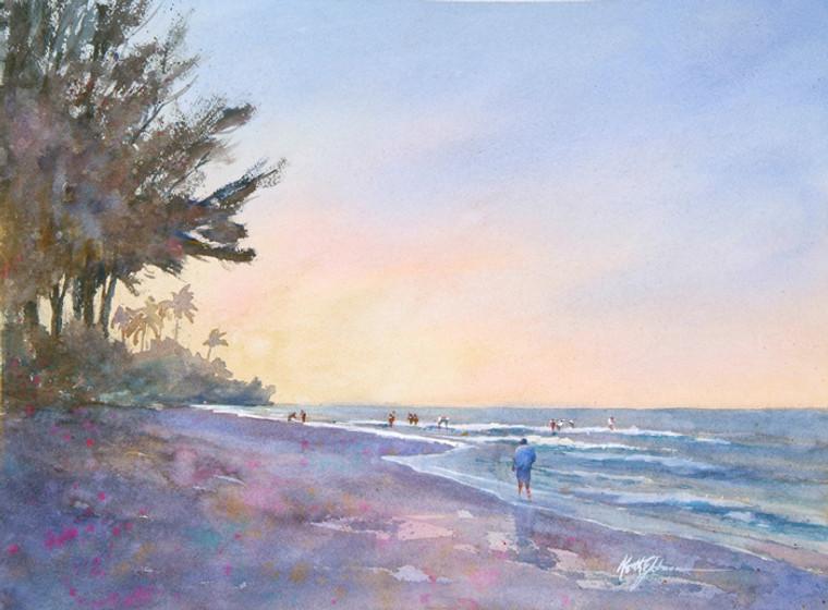 Dawn Blind Pass Beach