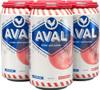 Aval Cidre, 4 pack 12oz cans