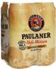Paulaner Hefe-Weizen, 4 pack 16.9oz cans