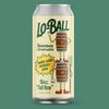Shacksbury Whistlepig Lo-Ball, 4 pack 16oz cans