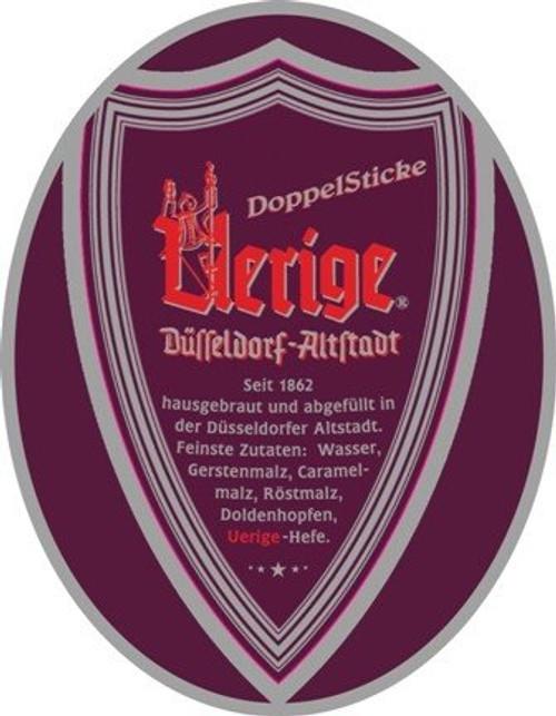 Uerige DoppleSticke Alt, 11.2oz bottle