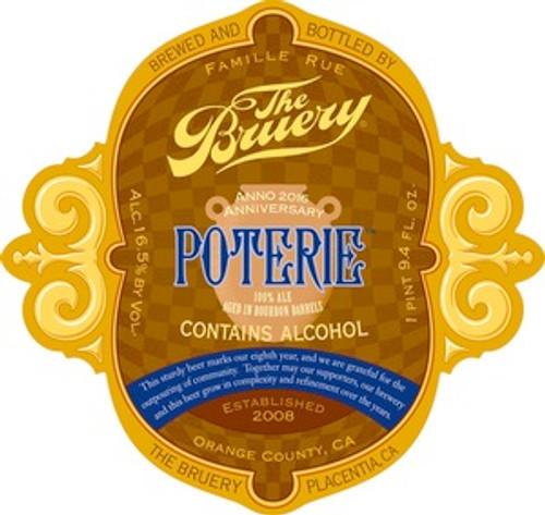 Bruery Anniv. Poterie, 750ml bottle