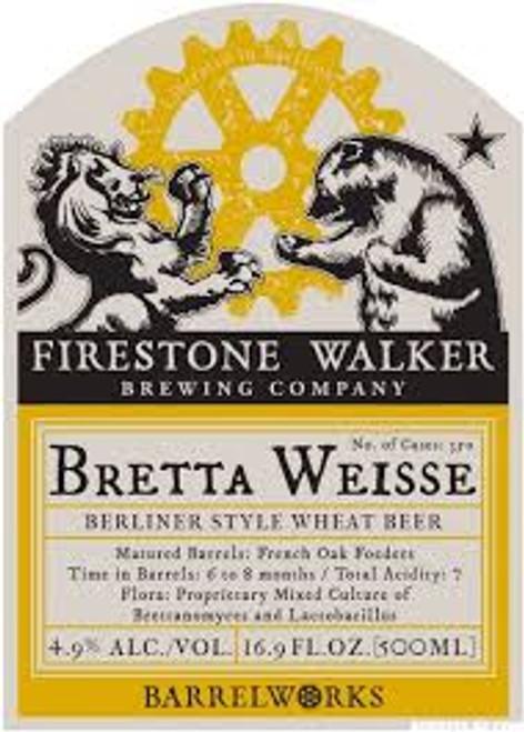 Firestone BW Bretta Weisse, 375ml bottle
